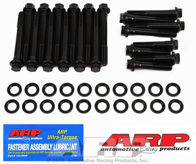 ARP - ARP Pontiac D-Port Head Bolt Kit - '65 & '66 389-421  ARP190-3602
