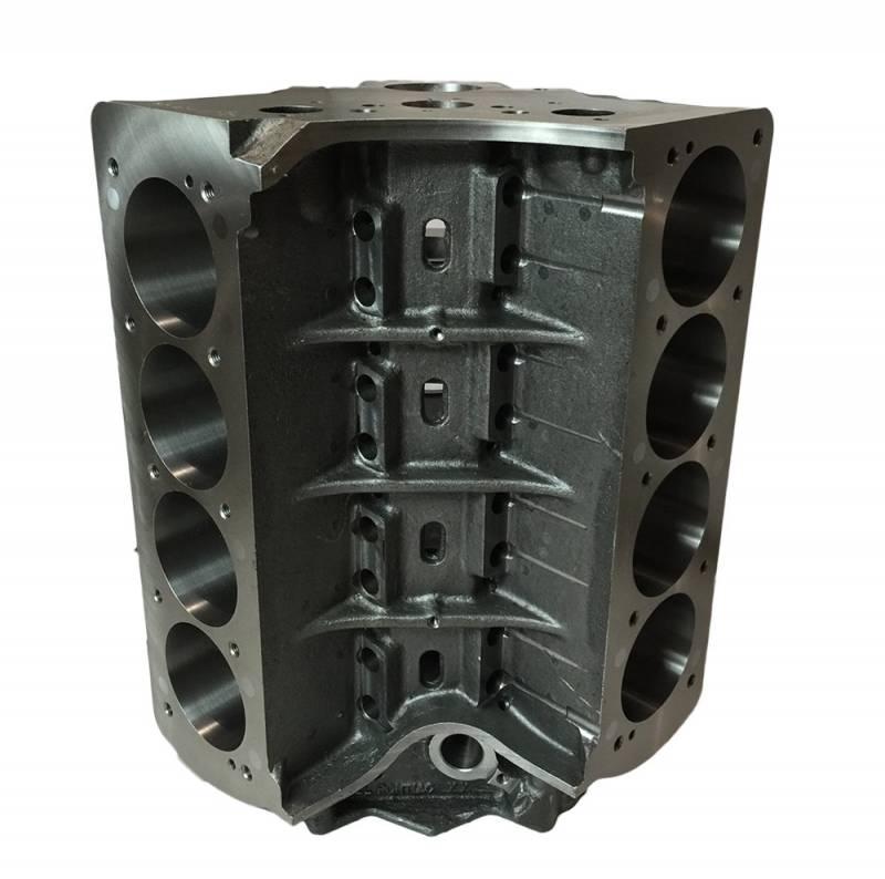 AllPontiac - Butler Performance IAII Cast Iron Block, STD Deck, Standard Bore 4.345 ALL-APSJB