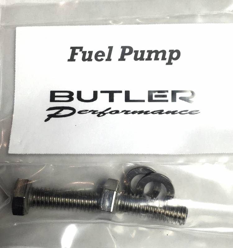 Butler Performance - Butler Performance Fuel Pump Fastener Kit, 4pc ABO-Kit-FP