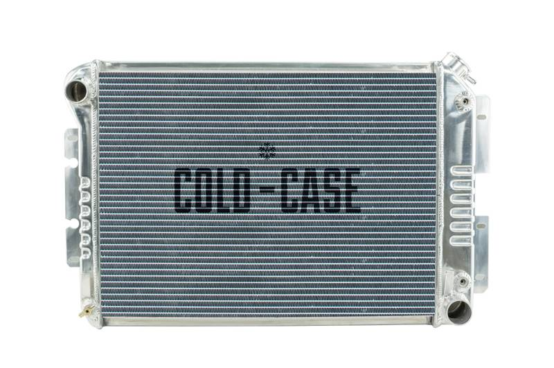 Cold Case - Cold Case 67-69 F-Body Aluminum Radiator, (AT) CCR-CHC11A
