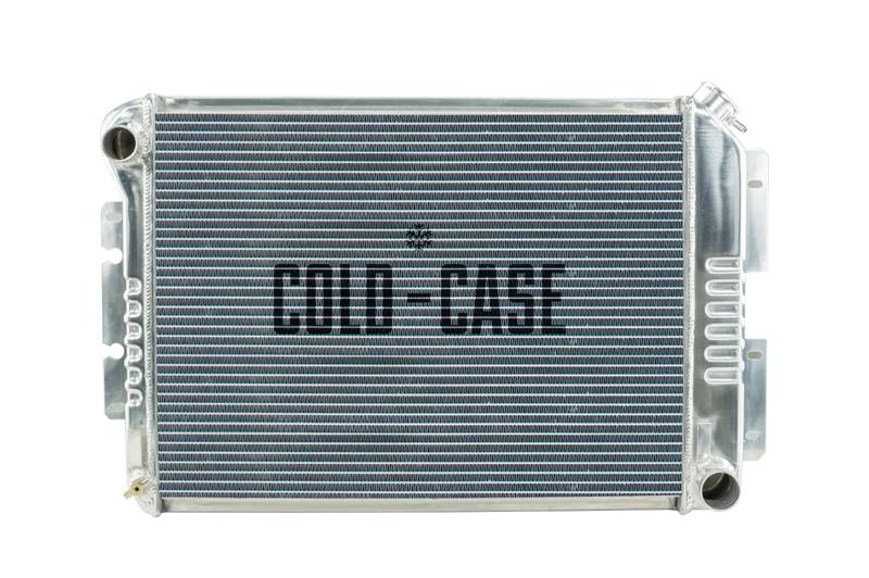 Cold Case - Cold Case 67-69 F-Body Aluminum Radiator, (MT) CCR-CHC11