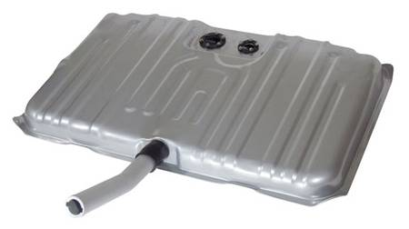 Butler Performance - 1971-1972 Pontiac GTO and Lemans Fuel InjectionGas Tank TAN-TM34I-T