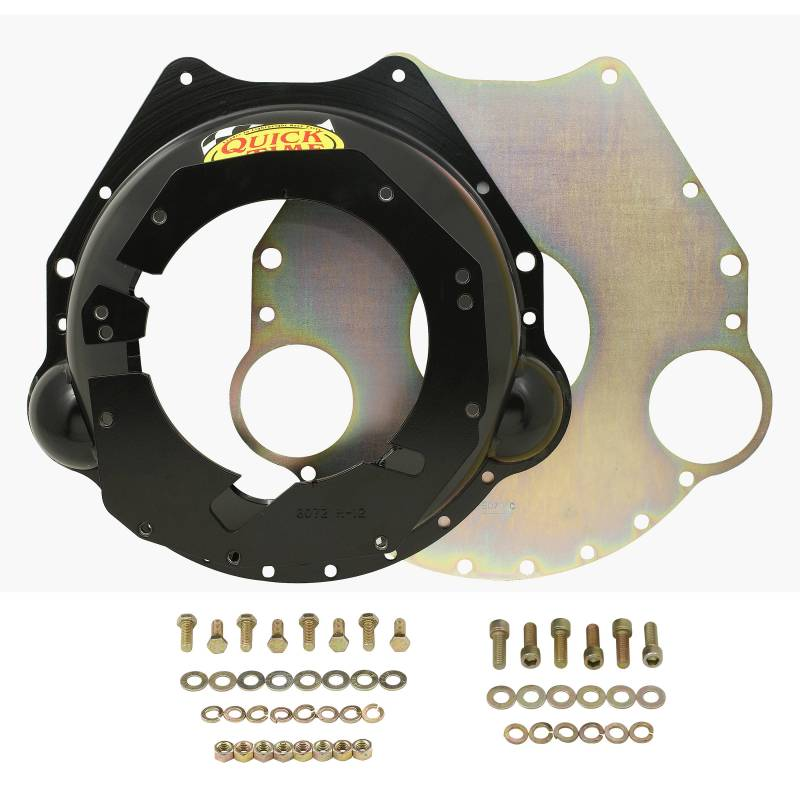 Holley - Quicktime SFI Bell Housing for Pontiac to LS T56/GM Magnum QTI-RM-8072