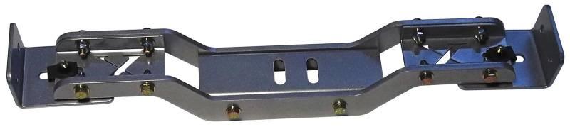 American Powertrain - American Powertrain Aluminum Adjustable Cross Member 20''-26'' Between Rails APO-XFUN-10001S