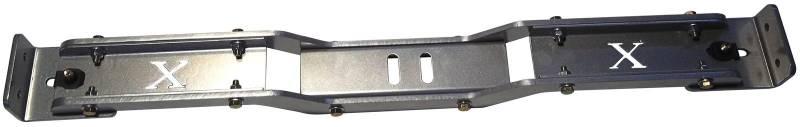 """American Powertrain - American Powertrain Aluminum Adjustable Cross Member 30''-34""""' Between Rails APO-XFUN-10001W"""