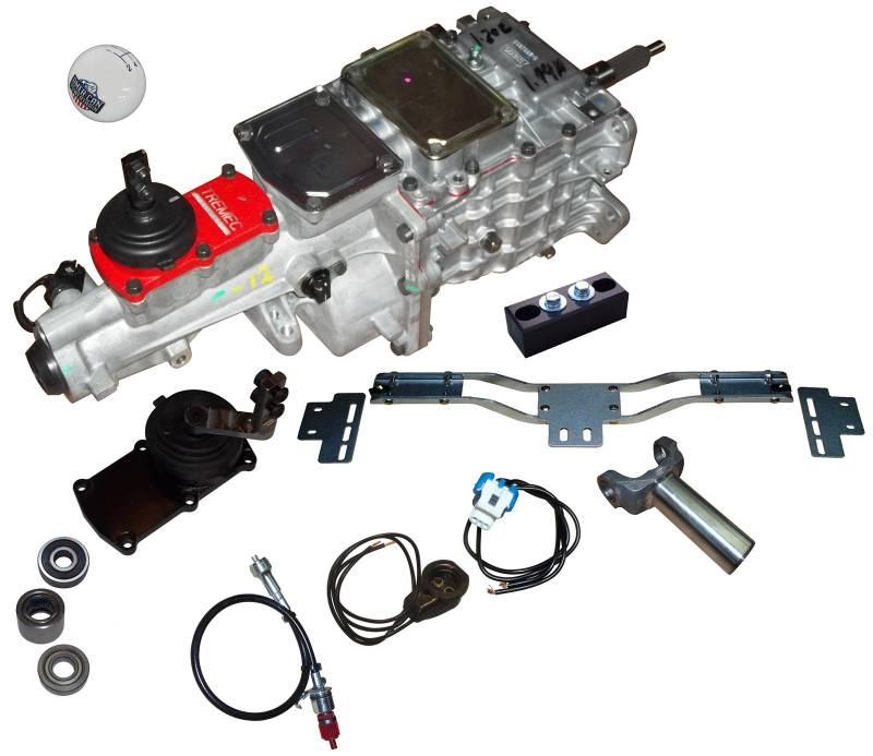 American Powertrain - Tremec 5 Speed TKX Transmission Kit, F-Body 1970-74 APO-COGM-F2F