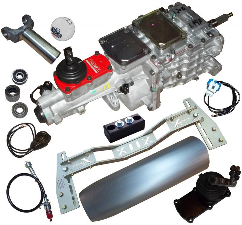 American Powertrain - Tremec 5 Speed TKX Transmission Kit, F-Body 1975-81 APO-COGM-F3F