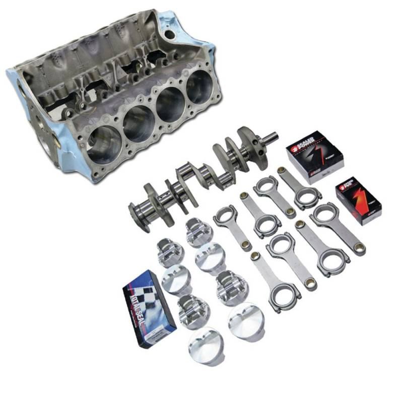 Butler Performance - Butler Performance Custom Short Block Kit, 428 Block, 434-494 cu. in. (Unassembled)