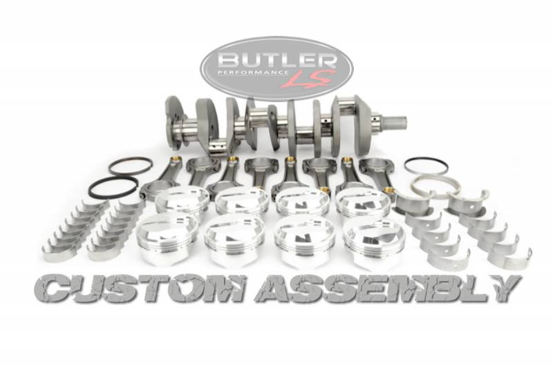 Butler Performance - LS Rotating Assemblies for LS1, LS2, LS3, and more