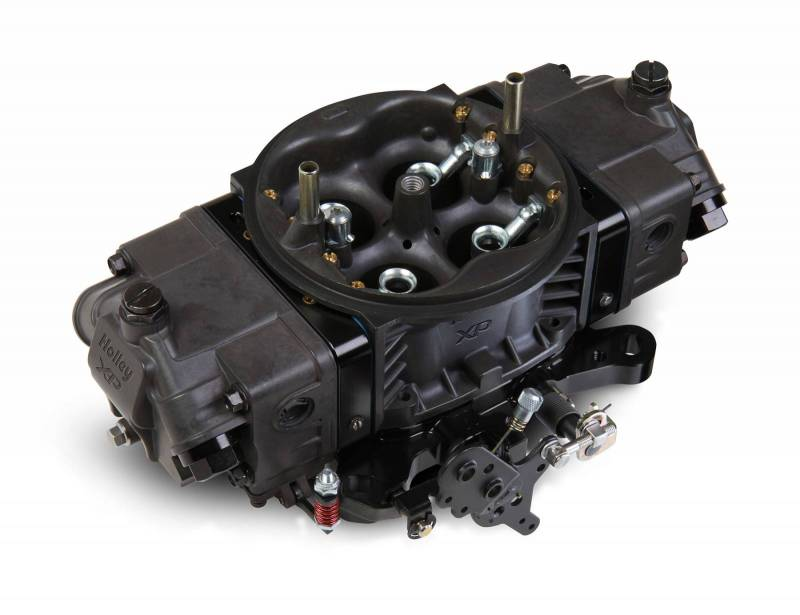 Holley - Holley 850 CFM Ultra XP Carb - Hard Core Grey HLY-0-80804HBX