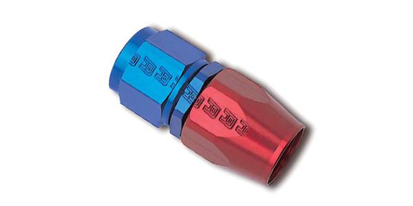 Russell - Russell Hose End, -12 Straight, Red/Blue RUS-610050