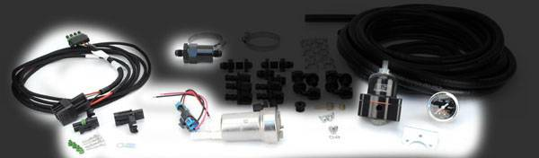 F.A.S.T. - FAST EZ-EFI 2.0 In-Tank Fuel Pump Base Kit FAS-30401-PK, No Hose or Fittings