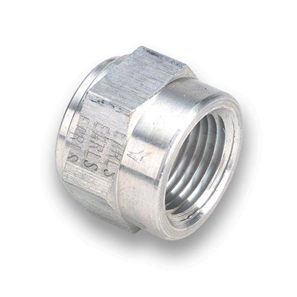 "Earl's Fittings - Earls 1/4"" NPT Female O-Ring Seal Weld Fitting HLY-996702-ERL"