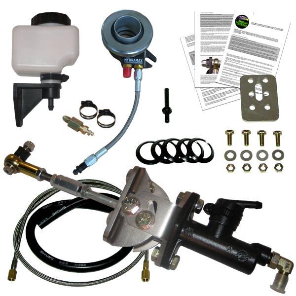 American Powertrain - GM HYDRAMAX Hydraulic Clutch Actuator System for TKO APO-HMGM-01101SR