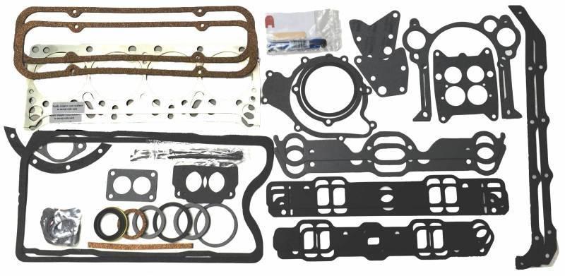 Best Gasket - Best Gasket Complete Engine Gasket Kit, No Rear Main Seal, Pontiac 1961-79326/389/400/421428/455BGA-RS617SA-5