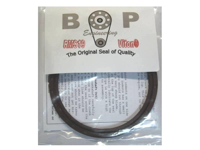 "BOP - BOP Pontiac 3.25"" Main DUAL LIP Viton 1pc Rear Main Seal (421/428/455) BOP-RMS19"