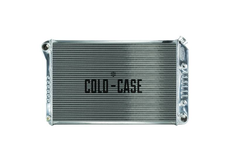 Cold Case - Cold Case 78-88 GM G-Body Aluminum Radiator, (AT) (exc. GN) CCR-GMG544ATF