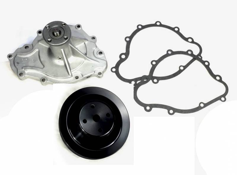"""Butler Performance - Butler Performance Water Pump Conversion Kit, Early 1969 (4"""") to 1969 1/2 (4.5"""") and later BPI-11B-WP-4.5-Kit"""