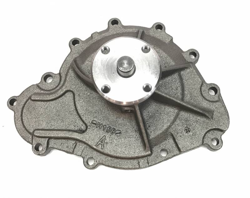 "Butler Performance - Pontiac 11-Bolt Early 1969 Short Hub 4"" Water Pump w/ Cast OEM Style Impeller APE-N140NW"
