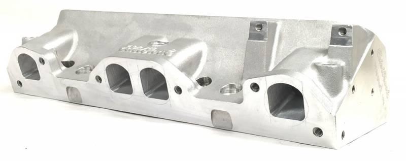 Butler Performance - 340+ Cfm CNC Head Porting Service, Edelbrock Round Port Heads, Set/2 1100-3400R
