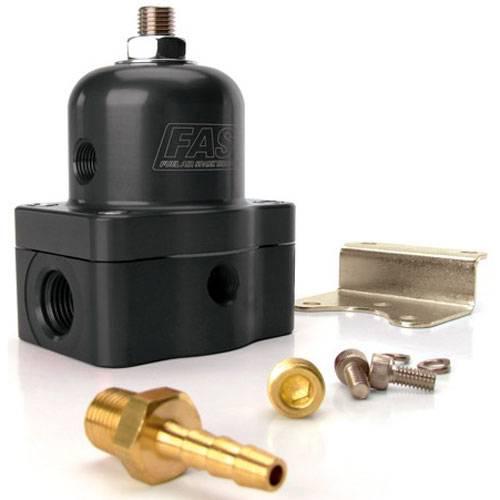 F.A.S.T. - FAST EFI Adjustable Fuel Pressure Regulator, 30-70 psi FAS-307030