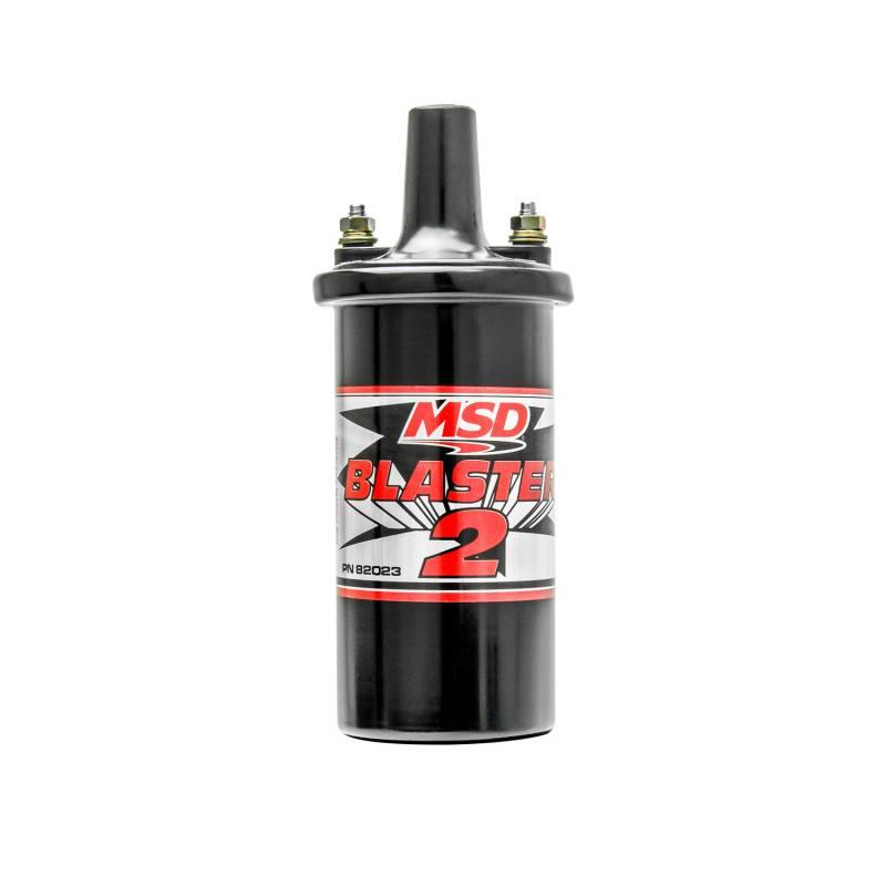 MSD Performance - MSD Blaster 2 Coil, Black MSD-82023