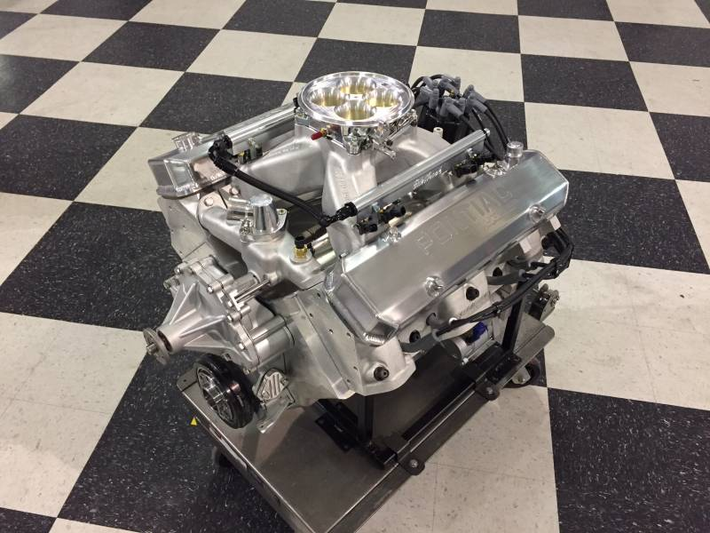 Butler Performance - BP Crate Engine 505-541 cu.in. w/ IAII Block