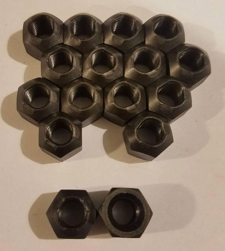 Elgin - 3/8  Lock Nuts PEP-RM1786-16