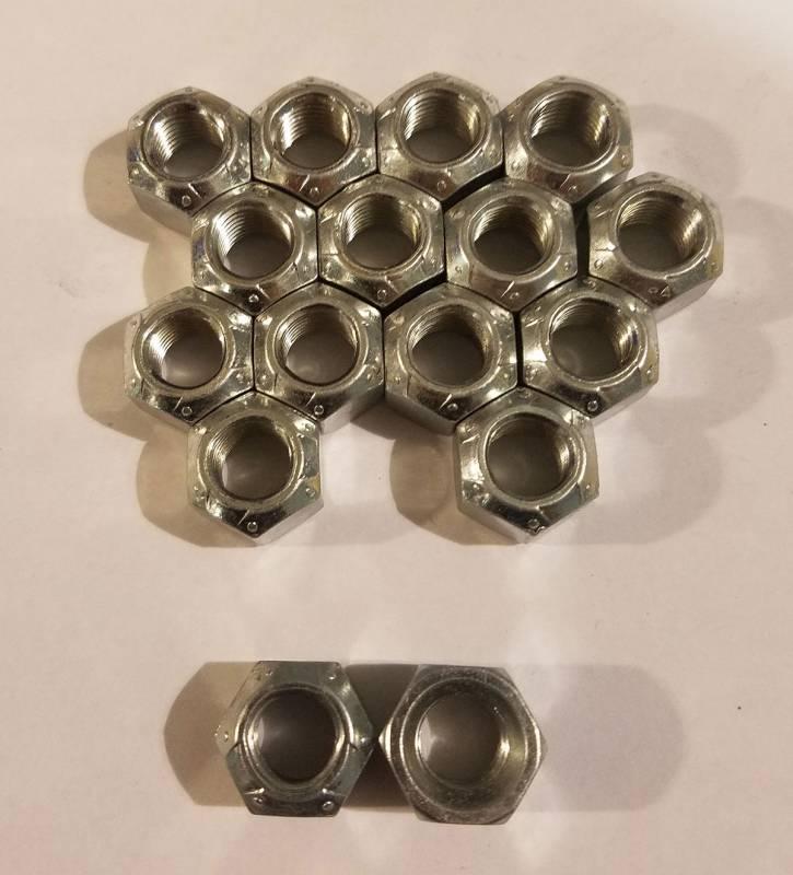 Elgin - 7/16 Lock Nuts PEP-RM-1793-16
