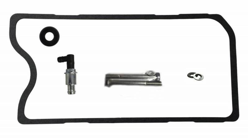 Butler Performance - Butler PerformancePontiac Valley Pan Installation Kit for TPP-TP-041S, BPI-Bolt-Kit-VP-TPP-041S