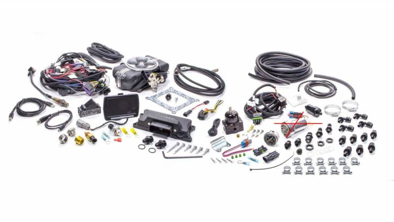 F.A.S.T. - FAST EZ-EFI 2.0® Self Tuning EFI System w/In-Tank Fuel System Kit Only (No Pump) FAS-30401-KIT-NP