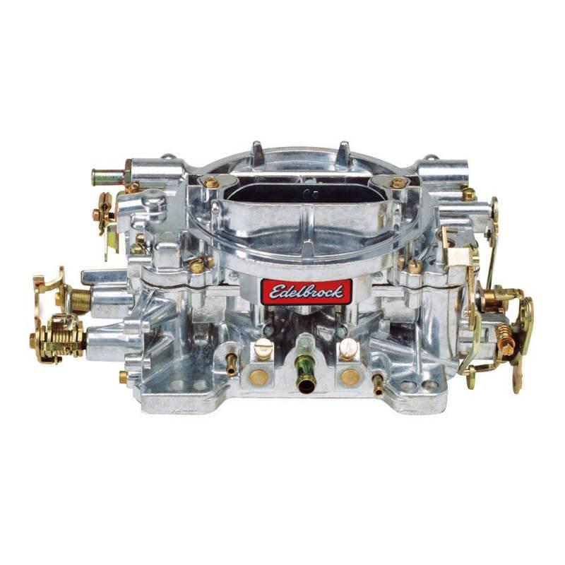 Edelbrock - Edelbrock Performer Series 750 cfm, Manual Choke Carburetor, Satin Finish (non-EGR) EDL-1407