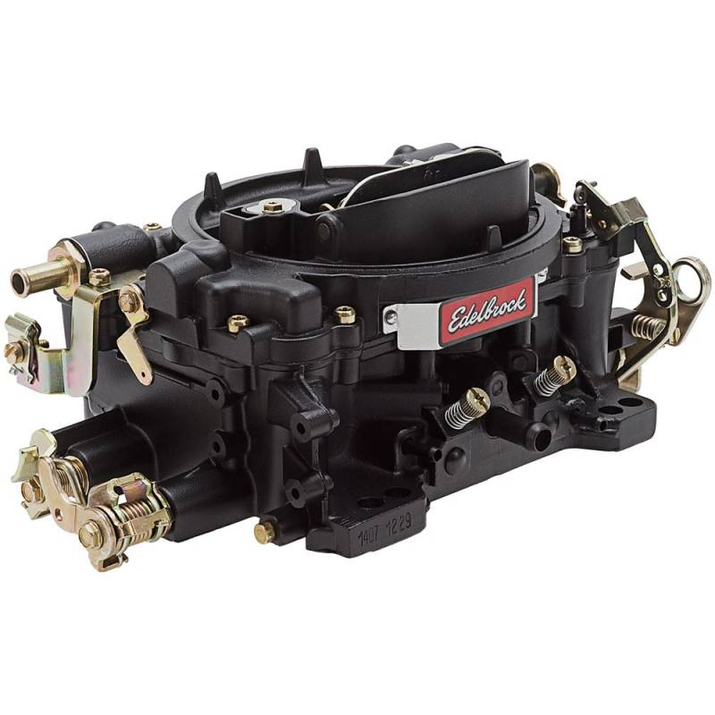 Edelbrock - Edelbrock Performer Series 750 cfm, Manual Choke Carburetor, Black Finish (non-EGR) EDL-14073