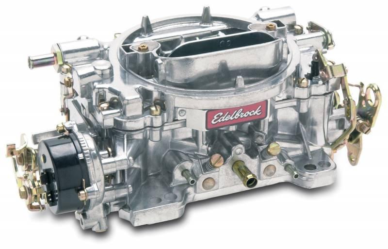 Edelbrock - Edelbrock Performer Series 800 cfm, Electric Choke Carburetor, Satin Finish (non-EGR) EDL-1413