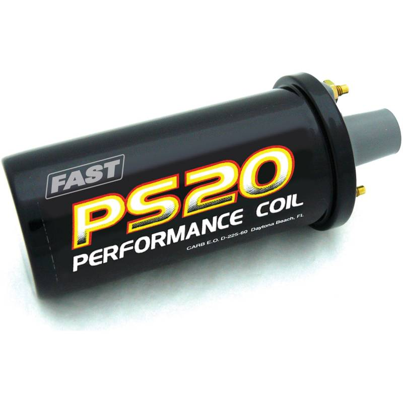 F.A.S.T. - FAST PS20 Street Coil Coil, Black FAS-730-0020