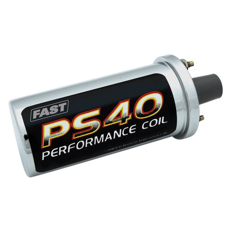 F.A.S.T. - FAST PS40 Street Coil, Nickel Plated FAS-730-0040
