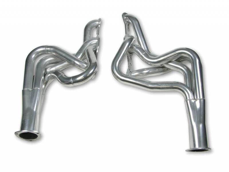 "Hooker Headers - Hooker Headers Super Competition Headers, Ceramic Coated, 68-72 GTO/LeMans: 400-455, Tube 2"" x 28"", Collector Size 3.5"" HKR-4201-1HKR"