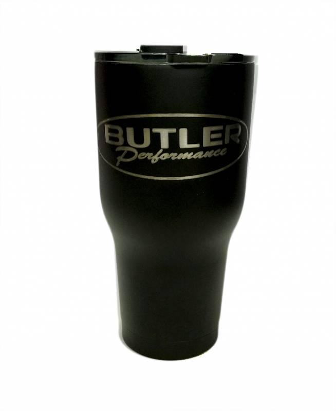 Butler Performance - Butler Performance 20oz Tumbler Laser Etched, Black BPI-Tumbler-20oz-BLK