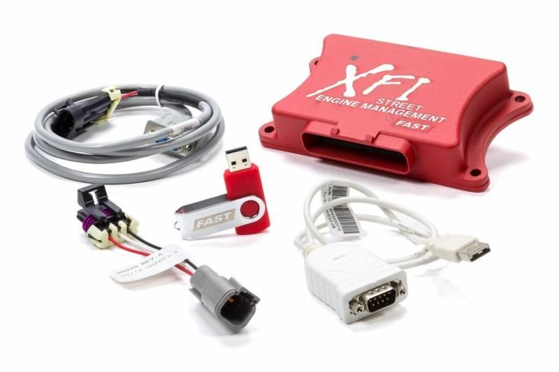 F.A.S.T. - FAST 304003 XFI Street Enginemanagement System, 1 Pack (Retrofit) FAS-304003
