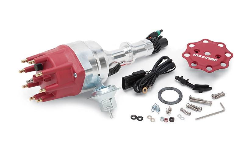Edelbrock - Edelbrock MaxFire Distributor Pontiac V8 326-455 EDL-22754