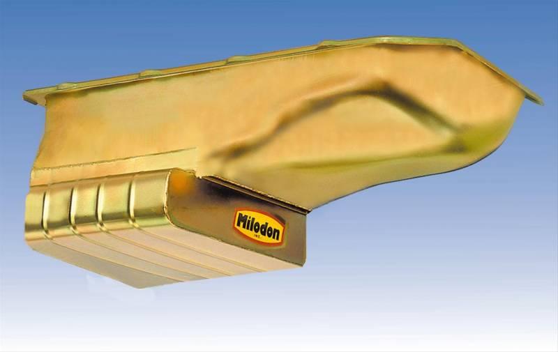 Milodon - Milodon Road Race Oil Pan, GTO MIL-31665