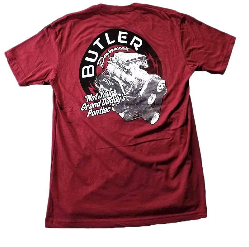 Butler Performance - Butler Not Your Grand Daddy's Pontiac T-Shirt, Small-3XLBPI-TS-BP1610