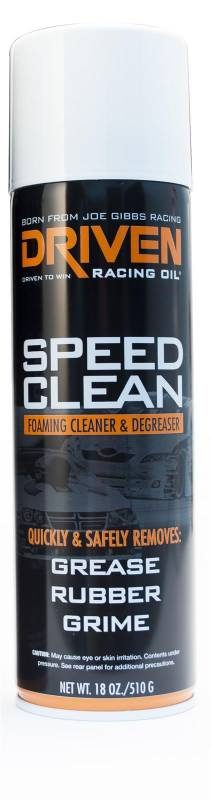 Driven - Driven Speed Clean Aerosol 18oz 50010
