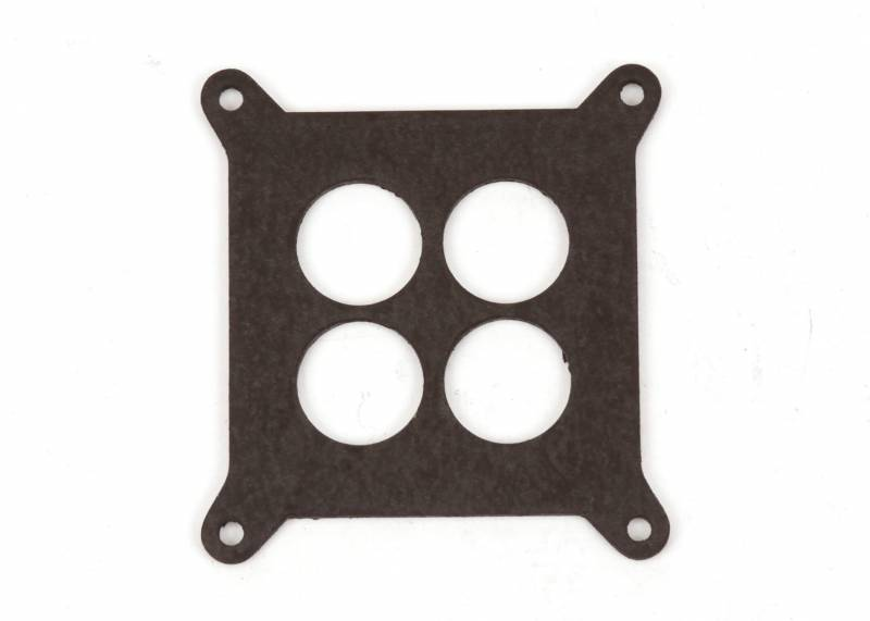 """Mr Gasket - Mr Gasket Carb Gasket Square Bore 4 Hole 1/4"""" Thick"""