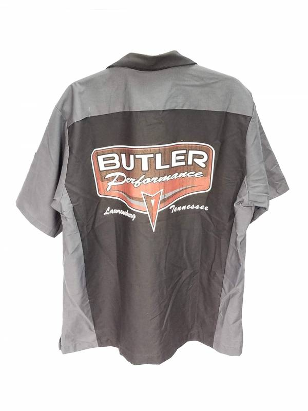 Butler Performance - Butler Retro Work Shirt, Small-4XL BPI-WS-RKSY20-RETRO