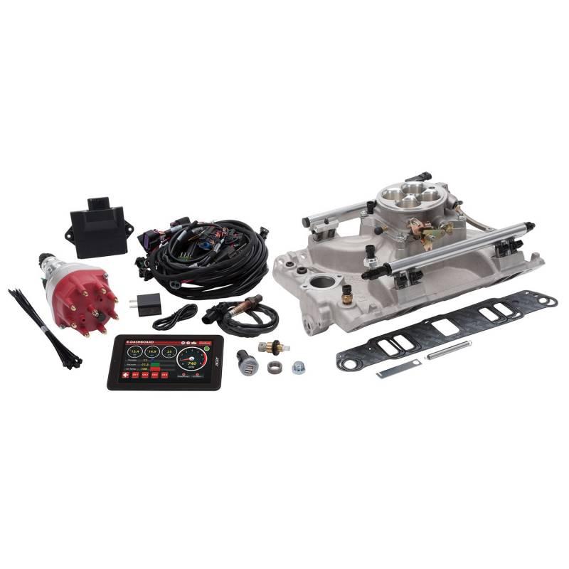 Edelbrock - Pro-Flo 4 EFI Kit for Pontiac 326-455 C.I.D. Engines up to 550HPwith TabletEDL-35980