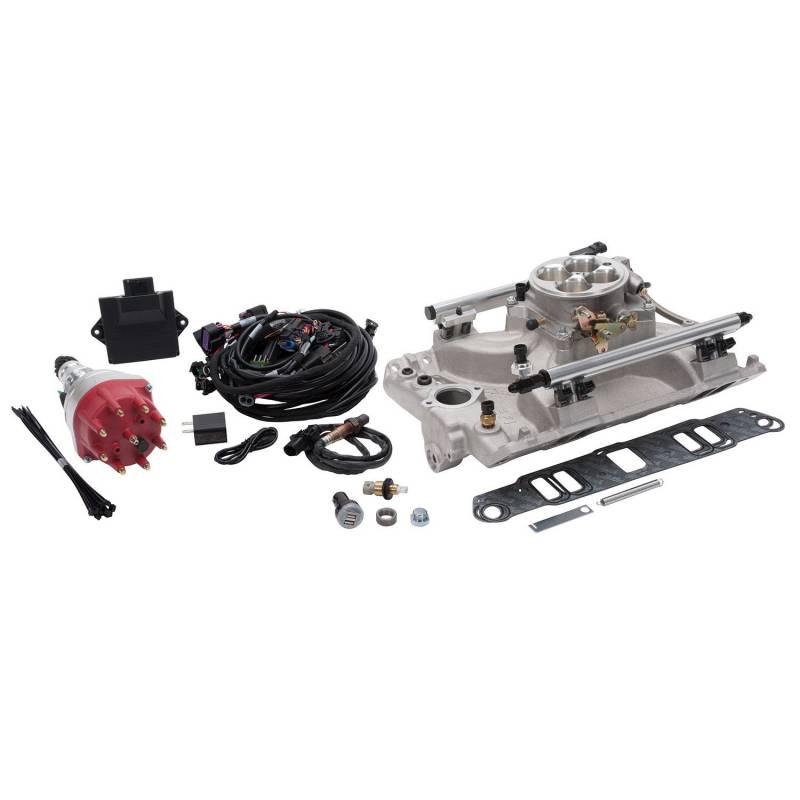 Edelbrock - Pro-Flo 4 EFI Kit for Pontiac 326-455 C.I.D. Engines up to 450HP, NO Tablet EDL-359700