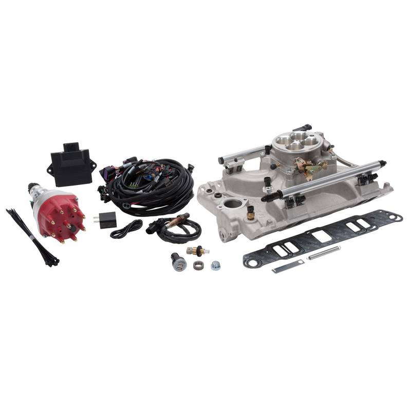 Edelbrock - Pro-Flo 4 EFI Kit for Pontiac 326-455 C.I.D. Engines up to 550HP NO Tablet EDL-359800