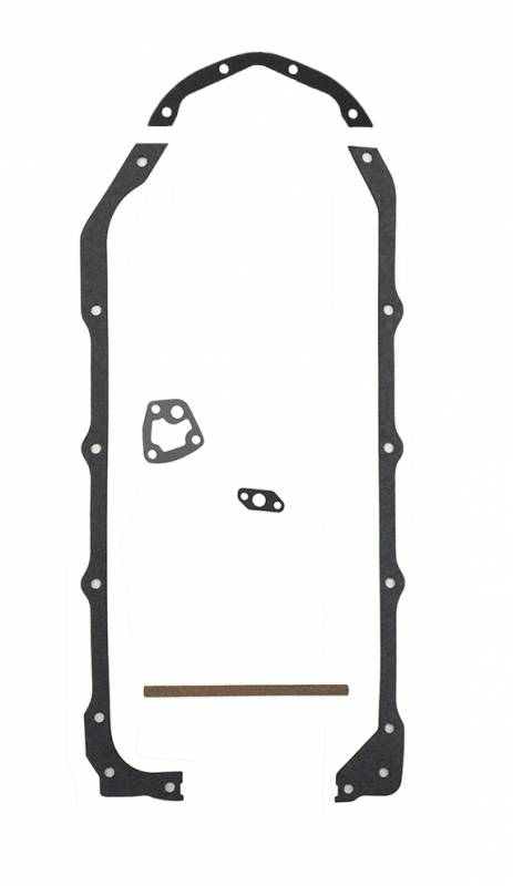 Butler Performance - Butler Performance Pontiac Oil Pan Gasket Kit BPI-GASKET-KIT-OP