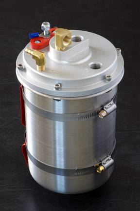 Rob Mc Performance - RobbMc Gen II PowerSurge Fuel Pump, 500-850Hp EFI / 700-1000Hp CARB